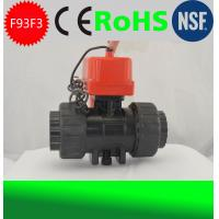 Quality Runxin Electric Ceramic Ball Valve 24V DN50 F93F For Water Treatment wholesale