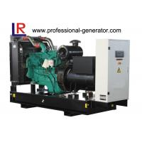 Buy cheap 50HZ Water Cooled 220kVA Diesel Cummins Generator with Deepsea Control Panel product