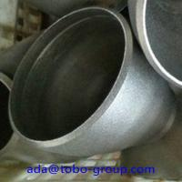 Cheap 1/2'' Butt Weld Fittings Concentric Pipe Reducer WP347H SCH40s ASME B16.9 for sale