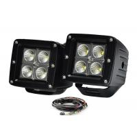 "Quality 16w 3"" Pods Vehicle LED Work Lights For 12v To 24v Vehicles Off Road Truck 2 X 2 wholesale"