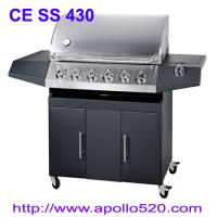 China Outdoor BBQ Gas Grill, 6burner on sale
