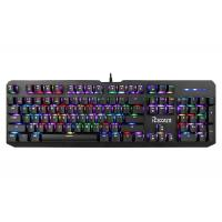 Quality Fashionable Mk902 Code 104 Key Illuminated Mechanical Keyboard For Desktop wholesale