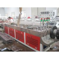 Quality Durable Plastic Pipe Manufacturing Machine250KG/H / 350KG/H Capacity wholesale