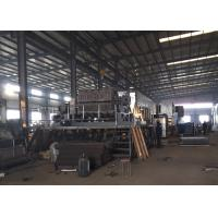 Quality Waste Paper Egg Carton Production Line With Metal Dryer 8 Sides Rotary Type wholesale