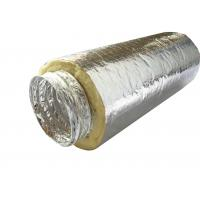 Quality Non-insulated aluminum air flexible duct wholesale