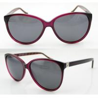 Quality Classical Acetate Frame Sunglasses With UV Protection Function wholesale