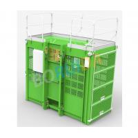 Quality Passenger and Material Hoisting Equipment Construction Elevator for Building Site wholesale