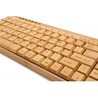 China Wooden keyboard made in china,2014 new hot items on sale