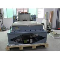 Quality Sine and Random Test Vibration Test System With Vertical And Horizontal Slip Table wholesale