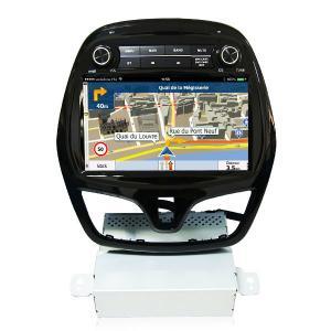 Quality Anti - Shock Car Radio Dvd Head Unit / GPS Navigation Dvd Device For Spark 2015 2016 wholesale