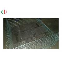 China Ni - Hard Cast Iron Wear Parts Fit Clinker Silo High Hardness Good Surface EB10007 on sale