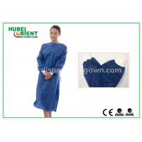 Quality Operating Room Disposable Surgical Gowns , Disposable Hospital gowns wholesale
