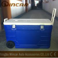 Quality Professional 4X4 Off-Road Accessories Portable Food Cooler Box EPS Insulation Material wholesale