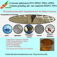 Buy cheap polyoxyethylene ether--TPEG with Low Slump Loss used in Concrete Water Reducer Production from wholesalers