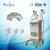 China 5 heads vacuum therapy cellulite cryogenic equipment on sale