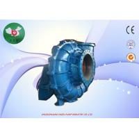 Quality Diesel Engine Dredge Pump With Gearbox, WN High Chrome Large Dredge Booster Pump wholesale