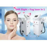 Quality Professional E - Light Intense Pulsed Light Hair Removal Machine With 3 Handles wholesale