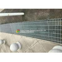 Quality Galvanized Pedestrian Grating Trench Grate , Drain  Cover for Drainage System wholesale