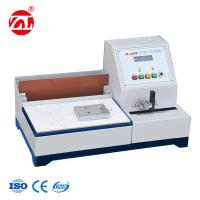 Buy cheap 25kg Capacity ASTM F 609 Shoes Sole And Heel Limited Slip Test Machine from wholesalers