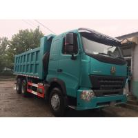 Quality ZZ3257M3847N1 Howo Tipper Truck Sinotruk Engine Fuel Consumption 8×4 Drive Type wholesale