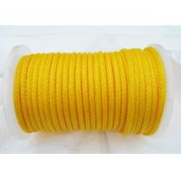 Cheap purchasing high quality pp pe dia 7mm 3-strand twist rope code for sale