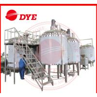 Quality 5BBL Commercial Beer Brewing Equipment , Micro Distillery Equipment wholesale