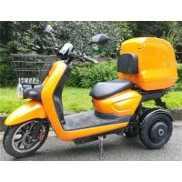 China 2kw E-BIRD Electric Scooter Mini Bike Three Wheels For Cargo Delivery on sale