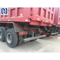 Quality 40T HOWO A7 Dump Truck With 1 Sleeper 6x4 10tires 20m3 Bucket Capacity with Havy  Middle Lifting wholesale