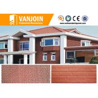 Quality Easy And Convenient Construction Flexible Clay Material Tile Flexible Tile For Exterior Walls wholesale