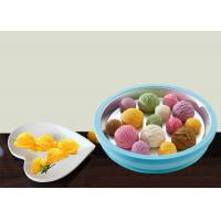 Buy cheap Easy Operate Manual Instant Ice Cream Roll Tray Superior Refrigeration from wholesalers