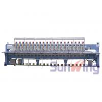 Quality 20 Head Flat / Chenille Embroidery Machine For Hats And Shirts wholesale
