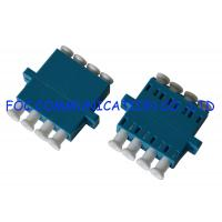 Quality Optical Fiber Adapter LC SM Quad Low Insertion Loss Good Compatibility wholesale
