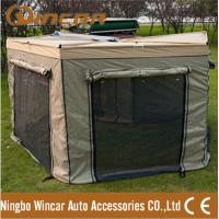 Quality Car Roof Top Tent / Australia Design 200D polyester Canvas fox awning from Ningbo Wincar wholesale