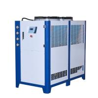 China Beer Equipment Wort Fermantation Cooling 5 tons 10 tons 20 tr Air Cooled Brewery Glycol Chiller for sale