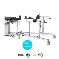 Cheap Hydraulic Surgical Orthopedic Traction Table , Orthopedic Fracture Tables for sale