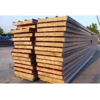 China thermal insulation polyurethane sandwich panel on sale