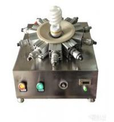 Quality LED Lighting Production Line Machinery Bulb Cap Crimping Punching Machine wholesale