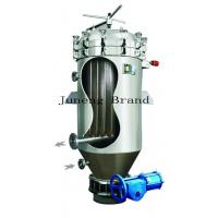Quality Stainless Steel Vertical Leaf Filter Pressure Filtration System For Water Treatment wholesale