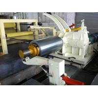Quality Aluminum Roll Rewinding Machine / Roll Rewinder Machine 3m - 100m length 150m / min wholesale