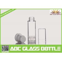 Quality Wholesale best cheap empty 5ml plastic bottles,airless bottle wholesale