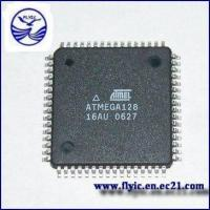 Quality ATMEGA128-16AU-8-bit Microcontroller-ATMEL wholesale
