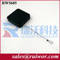 China RUIWOR Square Shaped RW5600 Sereis Multi-purpose Anti-Theft Pull Box Retracting force MAX 2.5LB/ Cable length MAX 400CM on sale