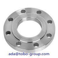Quality PN16 ~ PN160 Forged Steel Flanges , Super Duplex UNS S32760 Slip On Flange wholesale