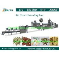 Buy cheap Pet Soft Treat Dog Food Extruder Processing Line with single screw product