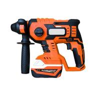 China 5 / 8 Inch Cordless Rotary Hammer , 21 Volt 4 Action 16mm Sds Rotary Hammer on sale