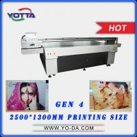 China Made in China and Turkey Market Popular Digital Inkjet 3D Glass UV Printer 3d Glass Printing Machine Price on sale
