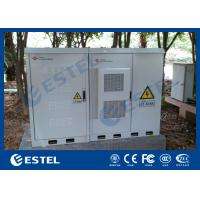 Quality DDTE040 Customized Outdoor Communication Cabinets 19 Inch Rack Enclosures wholesale