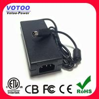Quality 4 pin Dc Plug 12v 4a Switching Power Adapter With Ring For Laptop wholesale