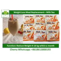 Quality High Nutritional Value Weight Loss Protein Shakes , Healthiest Meal Replacement Shakes wholesale