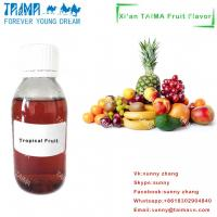 Quality Xian Taima Tobacco/Fruit/Mint Flavoring high quality concentrate Tropical Fruit flavor for E-juice wholesale